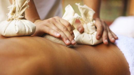 Гречишный массаж