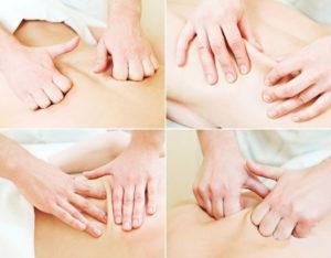 Обучение массажу