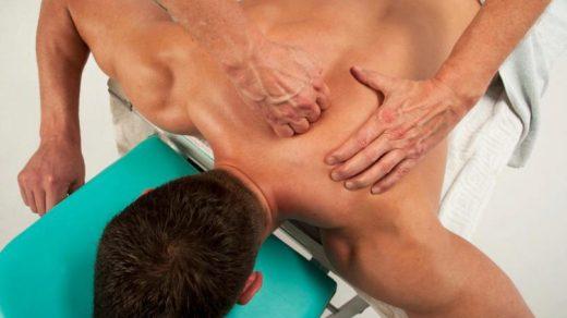 лечебный массаж одинцово